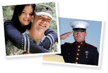 Military Loan Borrowers