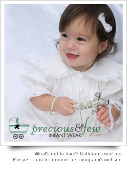 Precious & Few Infant Wear