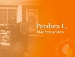 #MyProsperStory Spotlight: Pandora L.