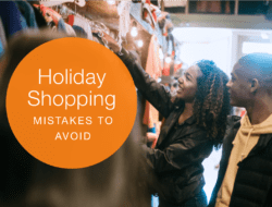 Holiday Shopping Season Is Here – Avoid These 5 Mistakes