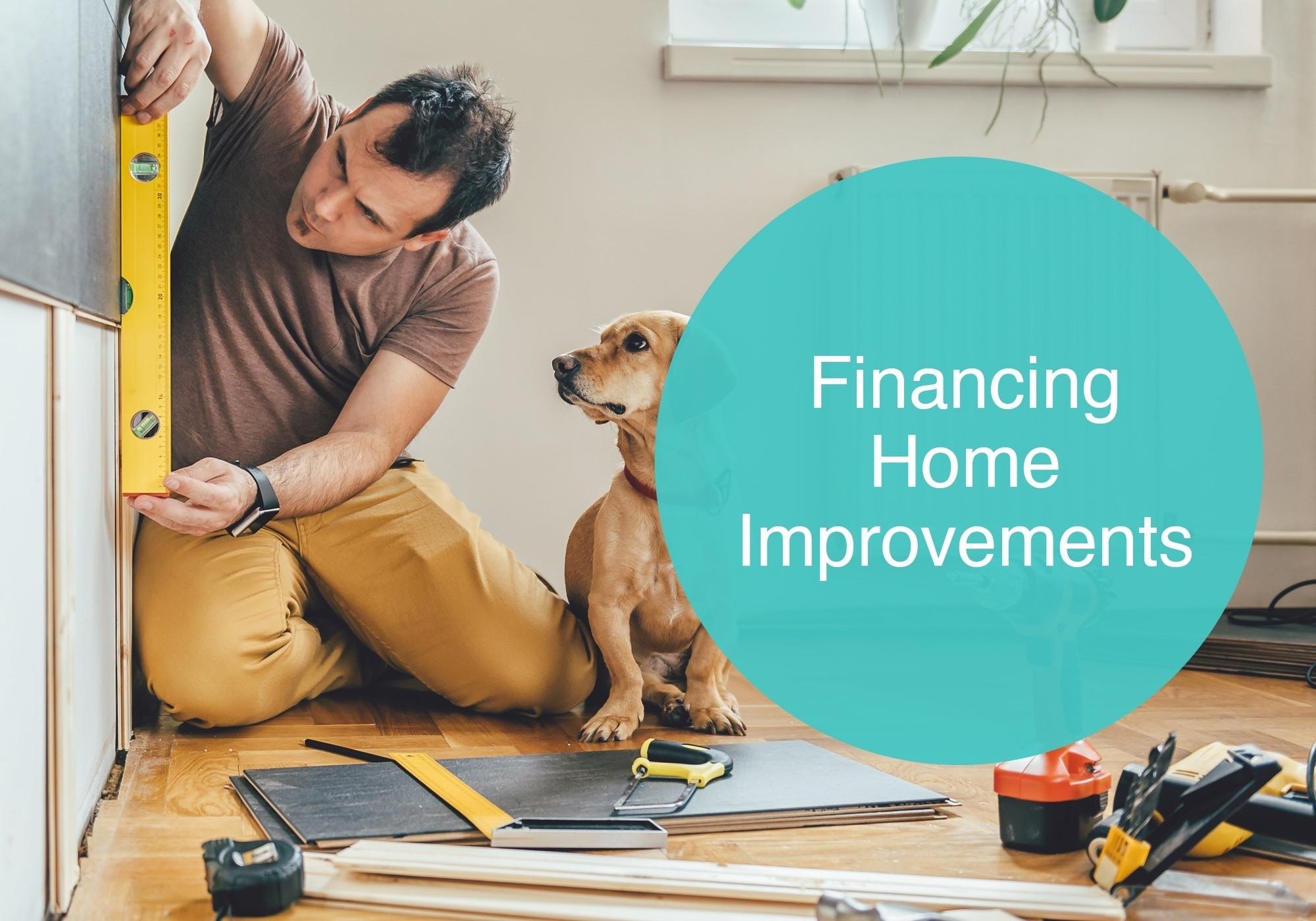 HELOC home improvements image