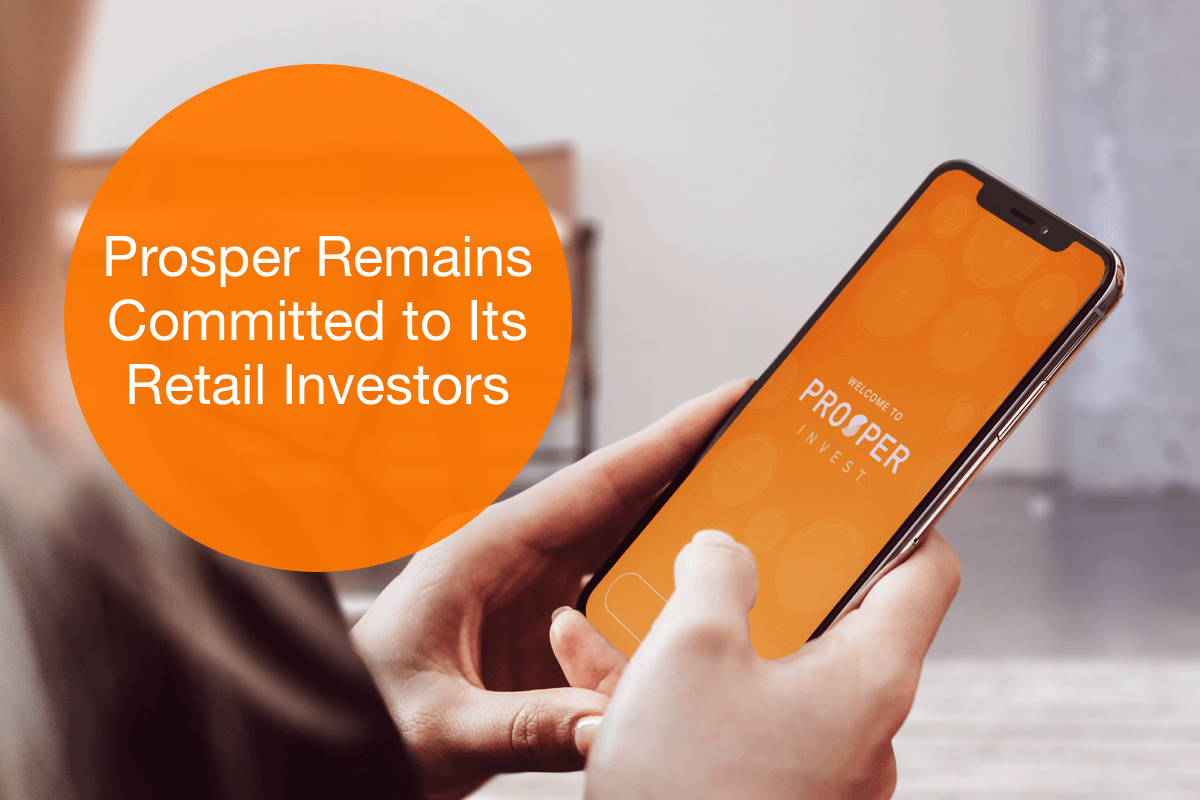 Prosper Investor Update