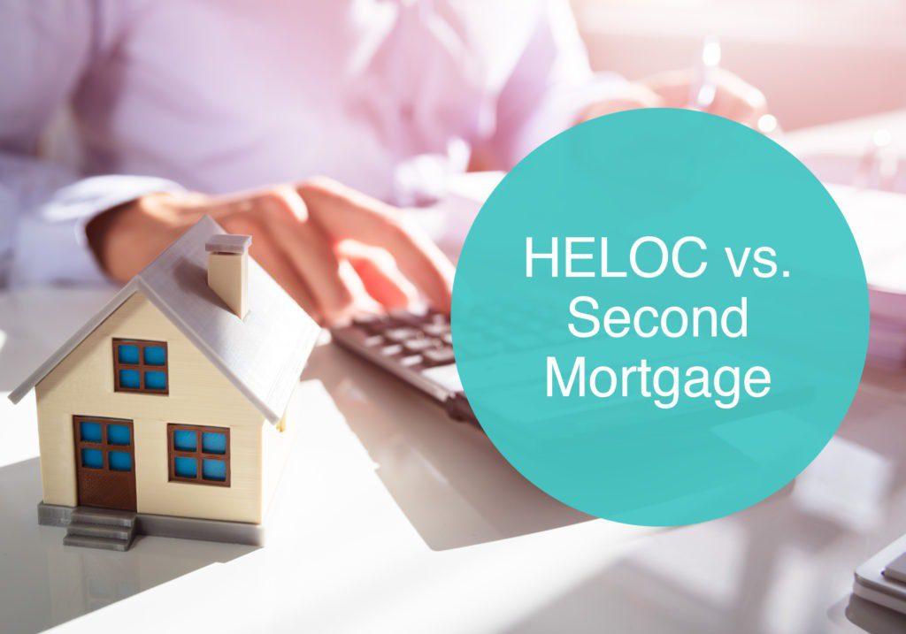 heloc vs second mortgage, Prosper Blog