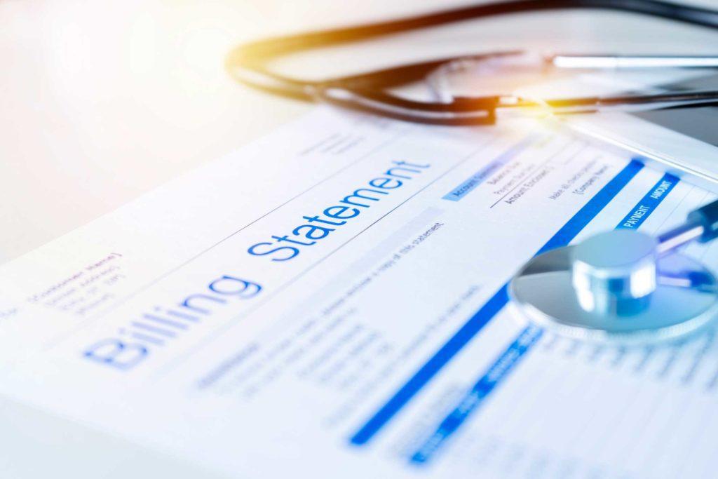 medical bill debt